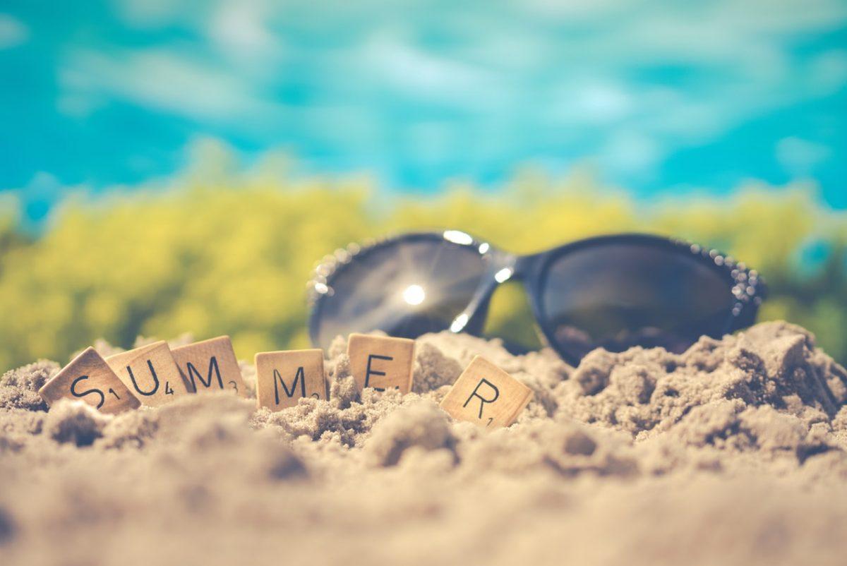 summer, glasses